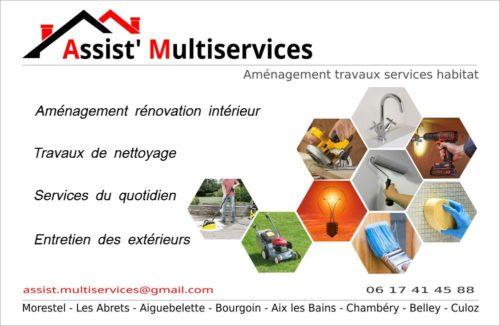 Assist multiservices habitat