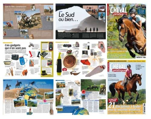 Magazine Cheval pratique
