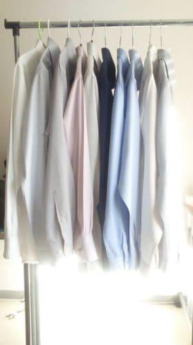 chemises repassée