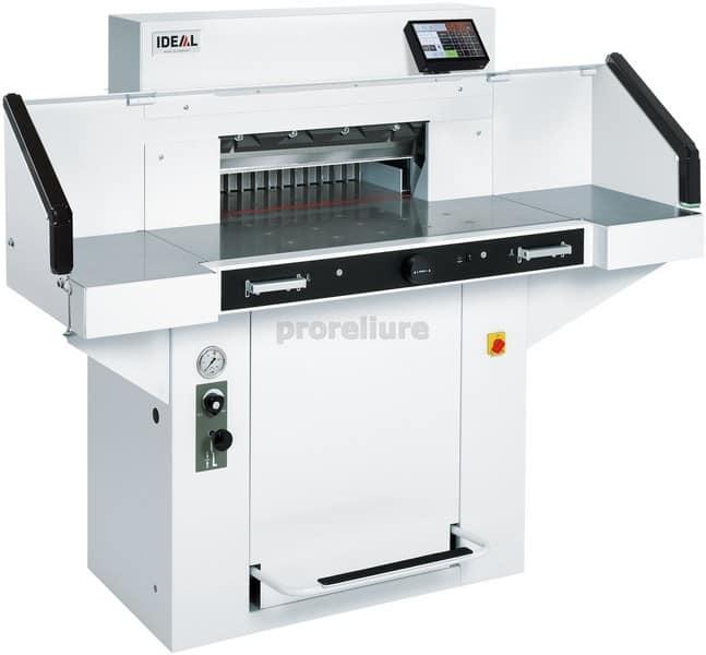 massicot ideal hydraulique DEAL-5560-proreliure