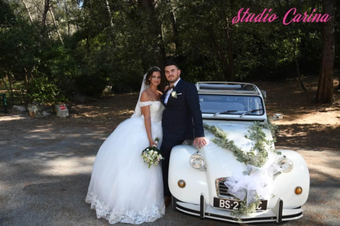 9.0 photo mariage